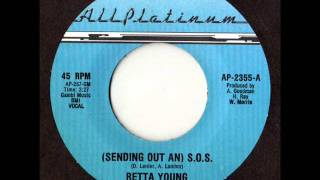 Retta Young - (Sending Out An) S.o.s - 75.wmv
