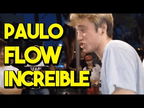 PAULO | FLOW INCREIBLE | Batallas De Gallos
