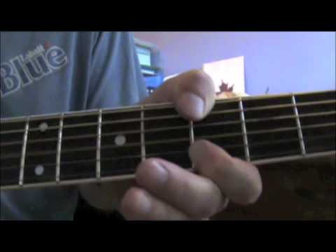 The Seeker The Who Guitar Riffs Youtube