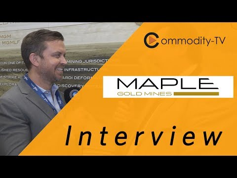 Maple Gold Mines: Drilling New High Grade Extension