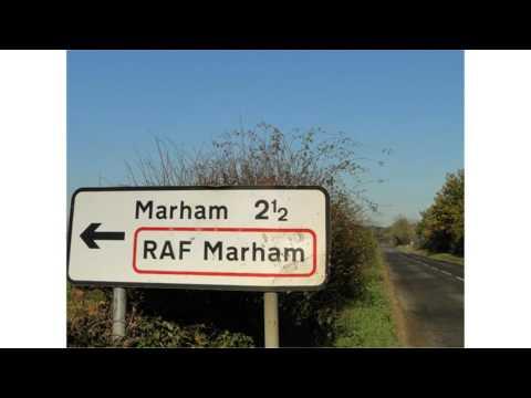 Naming of military air bases