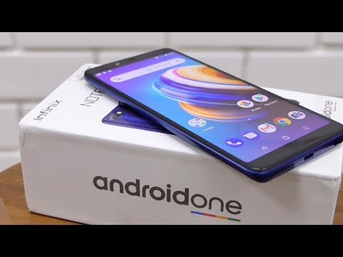 Infinix Note 5 Budget Android One Smartphone Unboxing & Overview