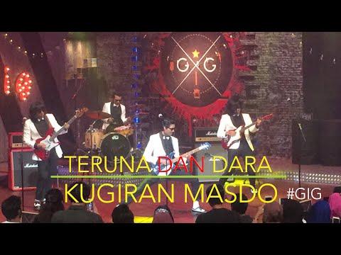 TERUNA DAN DARA - Gempak Joget Pak Maon Dari KUGIRAN MASDO Live Rec #GIG