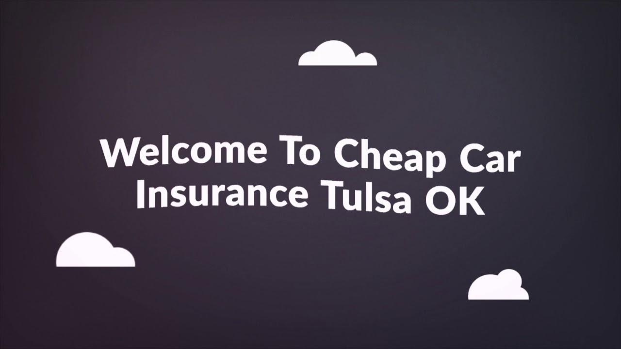 Get Now Cheap Car Insurance in Tulsa OK