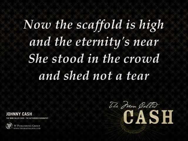 Johnny Cash The Long Black Veil Lyrics Chords Chordify