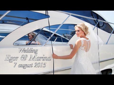 Wedding Egor & Marina | Elisey Grigoryev Videographer
