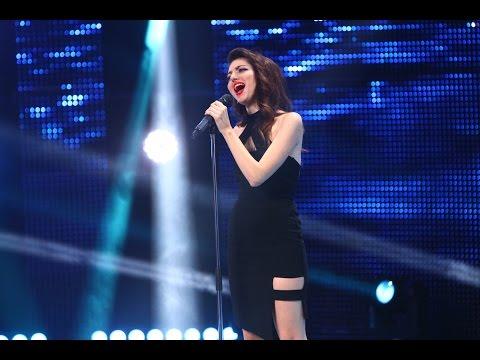 """Demi Lovato - """"Stone Cold"""". Vezi aici cum cântă Anastasia Jantac la X Factor!"""