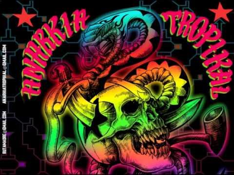 Anarkia Tropikal - La venganza de los brujos - 2013 - Chile - full album - disco completo