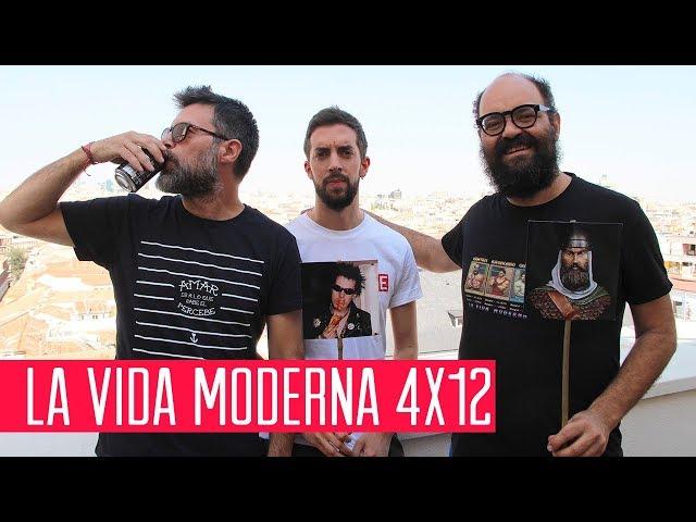 """La Vida Moderna 4x12...es entrar a una discoteca de reggaeton y decir """"antes todo esto era pop"""""""