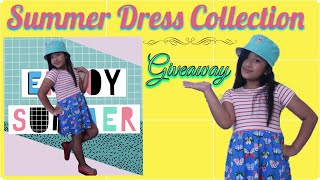 Summer Dress Collection|International Giveaway! (Opened)