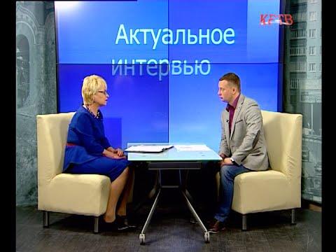КРТВ. «Актуальное интервью» Эфир 5 марта