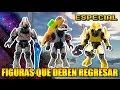 Figuras que Deben Regresar #1   Especial   Halo Mega Bloks