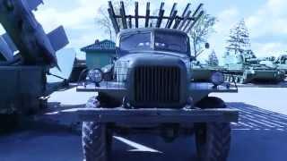 видео Боевая машина реактивной артиллерии