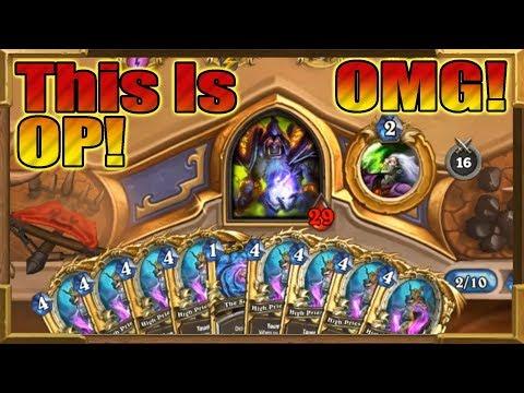 Hearthstone: My Discard Warlock Is OP! Infinite Power!