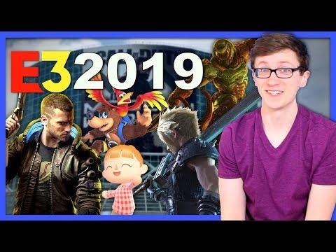 E3 2019 - Scott The Woz