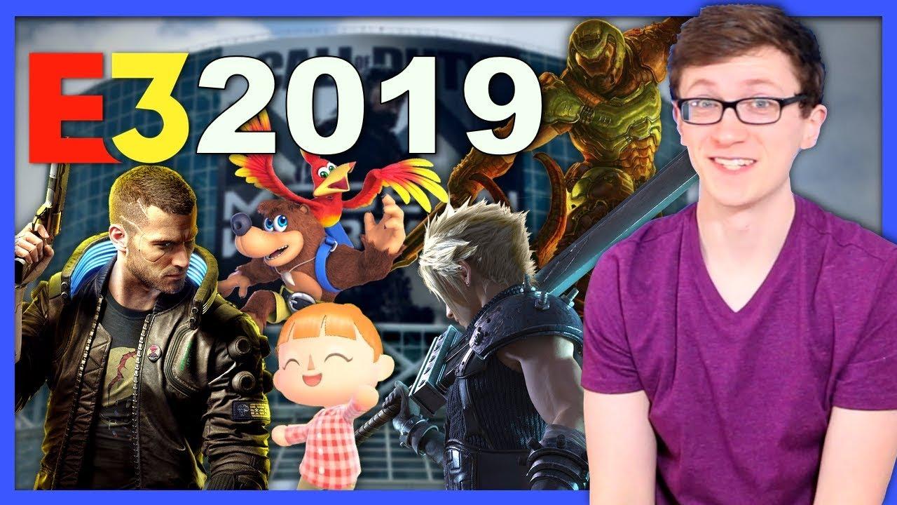 E3 2019 - Scott The Woz + video