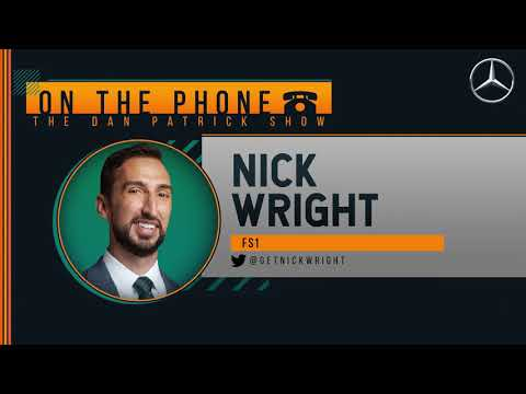 Nick Wright on the Dan Patrick Show Full Interview | 6/16/21