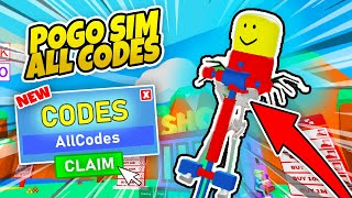Pogo Simulator Codes - Roblox