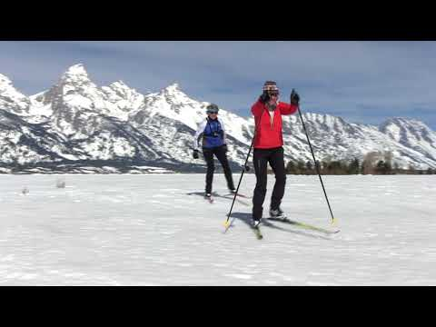 Wyoming Trails - Cross Country Skiing