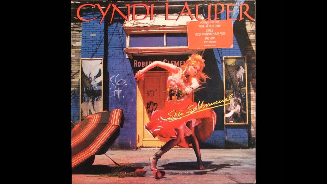 Cyndi lauper girl just wanna have fun lyrics