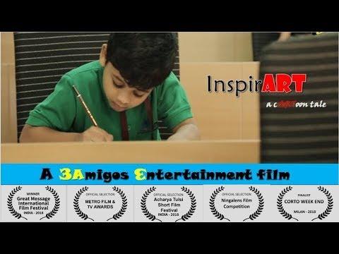 InspirART || A Moral short film 2018 ||...
