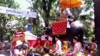 Lao New Year 2555