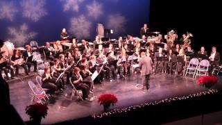 Shostakovich Symphony #9, 1st Movement - Festival Wind Orchestra