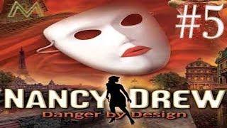 Nancy Drew: Danger By Design Walkthrough part 5