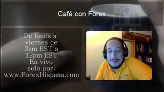 Forex con Café del 12 de Julio del 2017
