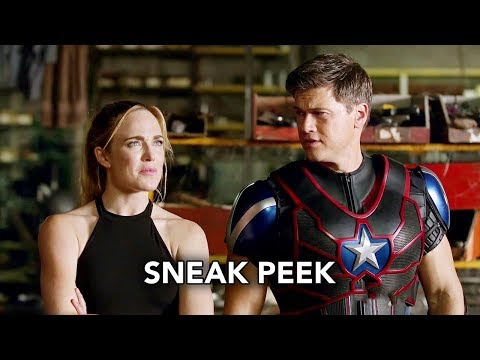 "DC's Legends of Tomorrow 3x03 Sneak Peek ""Zari"" (HD) Season 3 Episode 3 Sneak Peek"