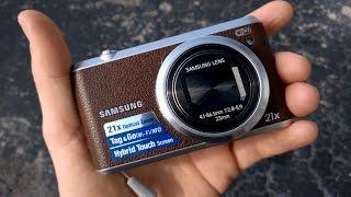 Samsung WB350F Camera Test