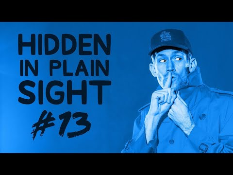 Can You Find Him in This Video?  Hidden in Plain Sight #13