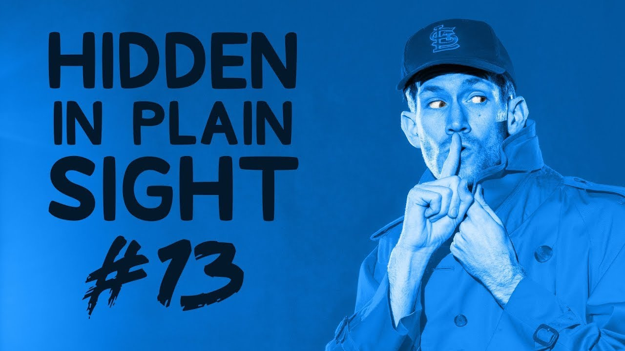 Download Can You Find Him in This Video? • Hidden in Plain Sight #13