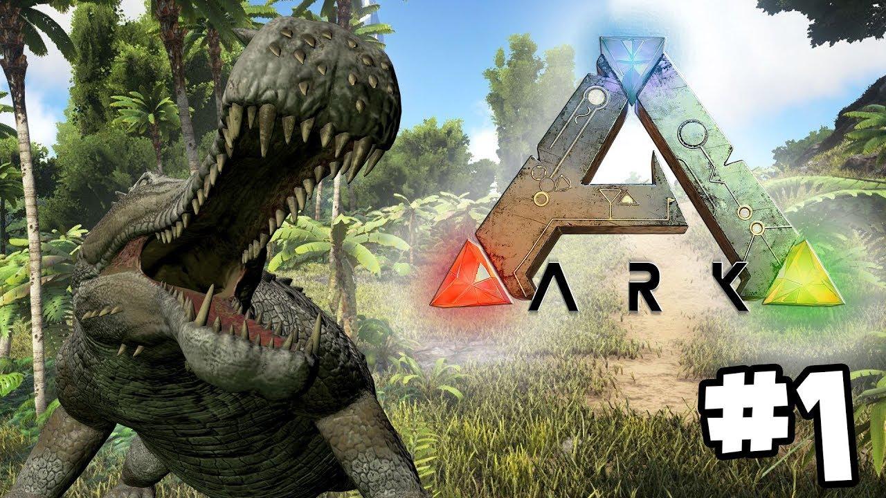 GDC 2017]2年近くアーリーアクセス状態にある「ARK: Survival