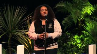Black Polynesia: Marina Alefosio at TEDxAuckland video