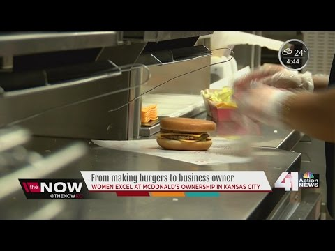 Women McDonald's owners add $130M to KC economy