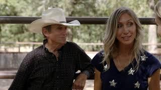 Craig Cameron working magic on a horse