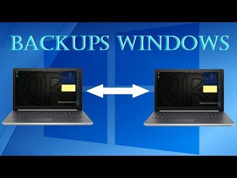 Tutorial Backups Copias Del Sistema Operativo Windows En USB De Instalación | Gimagex