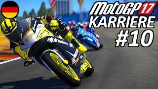 HEIMSPIEL! – MotoGP 17 Gameplay German #10 – Lets Play Moto GP 2017 Karriere 4K Deutsch