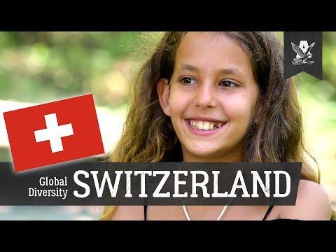 SWITZERLAND — International Diversity at Adirondack Camp