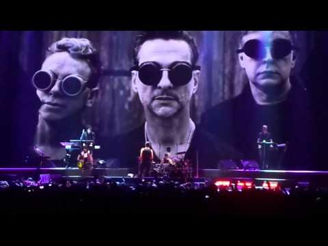 Концерт Depeche Mode в Москве (Депеш Мод)