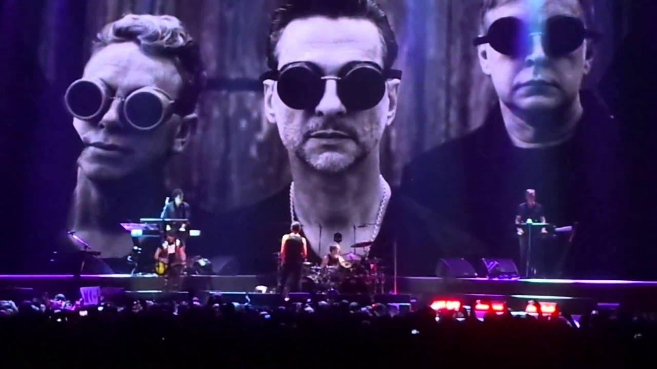 Depeche Mode Vienna Multicam Hd Youtube