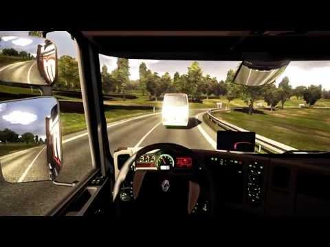 Euro Truck Simulator 2 | From Szczecin to Poznan | Gameplay HD | Job #2