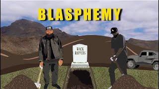 Locksmith & Kxng Crooked - Blasphemy