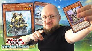 Présentation des nouvelles cartes Gizmek ! L'Aube de la Majesté