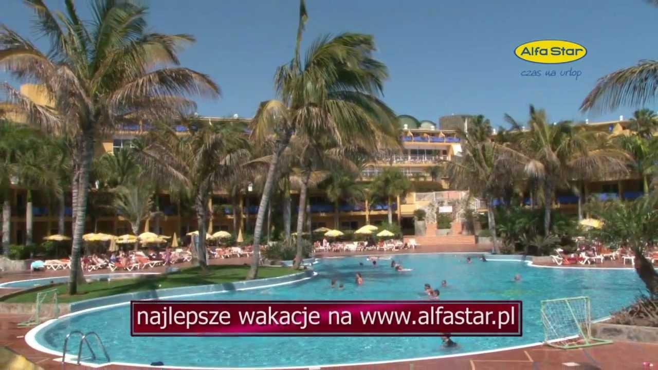 Club Hotel Drago Park, Fuerteventura - YouTube