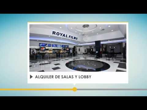 PRESENTACIÓN ROYAL FILMS