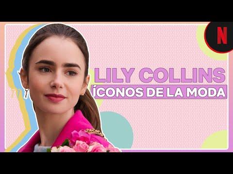 Lily Collins nos habla de su amor por la moda | Emily en París