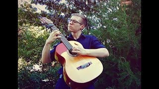 The Cranberries - Zombie (Alexandr Misko) (Fingerstyle Guitar)