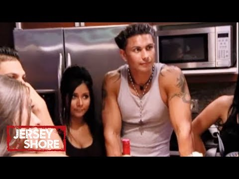 'The Crew Meets Danny' Official Throwback Clip | Jersey Shore | MTV